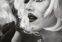 DragPenny makeup