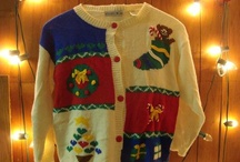 Ugly Christmas Sweaters / by Lynn Hanford