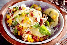 Vegetarische und vegane Weihnachtsessen / Ohne Fleisch und Fisch oder auch rein pflanzlich - die schönsten Rezepte für vegetarische und vegane Weihnachtsessen.