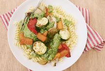 Veggie Delights / Recipes for vegetarians which are also often vegan - ideal for meat-free days.