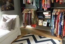 House|Walk in Closet / by Whitlie James