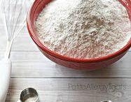 Glutenfrie mel blandinger