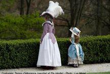 Girl's Clothing: 18th Century