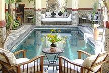 Ideas decoracion patio jardin terraza / Decoracion de patios Decoracion de jardines Mosaico Azulejo Casa