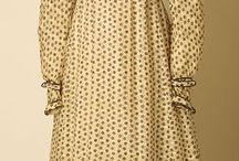 Antique Fashion 1800 - 1820's / by Jennifer Thompson