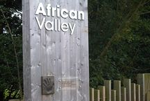 Signage | Marwell Zoo / Like what you see? View projects alike at www.octink.com