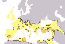 Zasieg Chrzescijanstwa w 325 r.