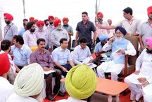 SANGAT DARSHAN IN BABA BAKALA ASSEMBLY SEGMENT / SAD-BJP government has started a flagship program of Sangat Darshan to redress the grievances of the people in a time bound manner. It is a unique program that is being carried only in the state with the sole motive of ensuring overall development of the state and welfare of its people.