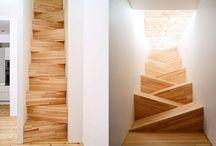 trappen en balustrades