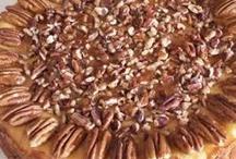 Yum - Autumnal dessert inspiration / by Janice Parker