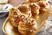 Recettes avec des spéculoos / Ces biscuits croquants et épicés s'invitent dans nos recettes pour le plus grand plaisir des gourmands.