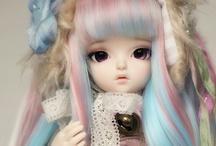 bjd / Шарнирные куклы