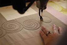 Using machine to Quilt