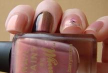 Lakování - nail paints