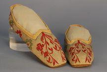 1800-1820 Regency - Footwear