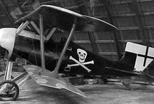 WK I Kriegsflugzeuge & Davor / Deutsche Kriegsflugzeuge im WK I erste Flieger