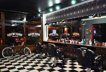 Barber shop atd...