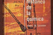 Historia de la ciencia / Libros sobre historia de la química, la biología y la ciencia en general.