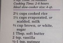 Old-Fashioned Rice Pudding