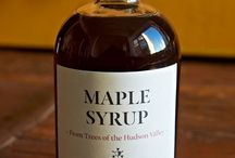 Maple Syrup Bottling Ideas