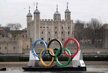 Olympics... / Olympic Fever! / by Malinda Nevitt
