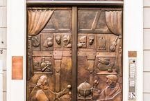 Dveře, vrata