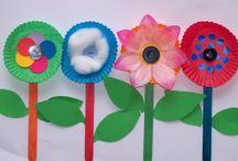 fleurs caissettes