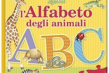 Libri Alfabeto / libri che usano l'alfabeto per narrare o insegnano l'alfabeto