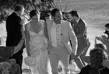 Real Bride Anya Wears The Cotton Bride / Kamal & Anya  were married on Richard Branson's private island in the Caribbean  at Necker Island, British Virgin Islands.