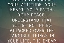 tribulations in life