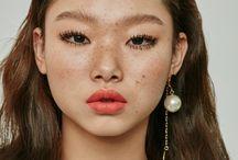Korean model