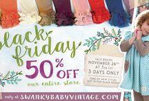 Swanky Baby Vintage Sales!