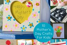 DIY MOTHERS DAY CRAFTS / by Brandi Payton