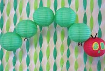 Very Hungry Caterpillar Party Ideas / Having a Hungry Caterpillar Party?