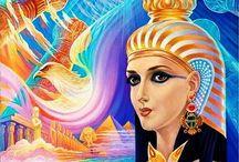 Goddess and gods / Other worlds