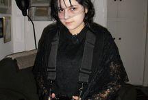 Halloween - Lydia Deetz 2014 / Planning Halloween costume as Lydia Deetz from Beetlejuice for 2014!