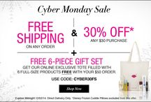 Avon Cyber Monday Sales / Find Avon Cyber Monday Sales and Coupons with free shipping $20 orders, 20% off orders of $45, 25% off $65 or more and free A-Box of choice. Get the Avon Cyber Monday coupon code here! Best Avon deal of the year!