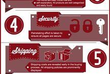 e-commerce - comércio eletrônico / Informações e dicas sobre comércio eletrônico About e-commerce tips and information