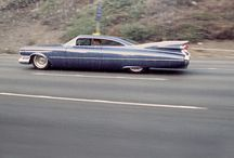 Cadillac / All about the great Cadillac / by Adam Marshall