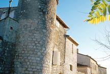 Lauzerte, cité médiévale / Lauzerte compte depuis avril 1990 parmi les villages classés « Plus Beaux Villages de France », villages retenus pour la qualité de leur patrimoine, de leur architecture et de leur environnement. L'acquisition du label fait l'objet d'une sélection rigoureuse. Elle n'est jamais définitive, des efforts constants sont exigés pour en conserver le titre.