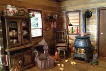 Dollhouse Inspiration / by Annslie Thompson