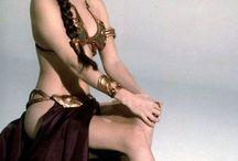 Carrie Fisher Principessa Leila Organa