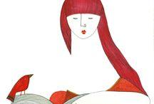 Ilustraciones Sofía Moreno Aliste / Mis dibujos e ilustraciones