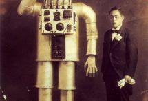 Retro Robotics