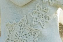 Knitted details / by Ilse Palmunoksa