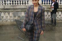Lovely Street Style Looks - Fashion Week