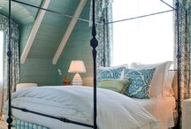 Bedrooms / by Leanne White