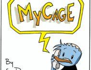 Comic strips and webcomics / Comic strip and webcomic blog posts.