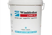 Per il Tennis / Ciclo Resine e colorazioni per la realizzazione di campi da tennis professionali