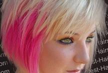 cute hair / by Jill Johnson